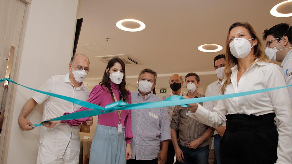 Ilustração da notícia: Funfarme inaugura HB Onco, centro de referência em oncologia